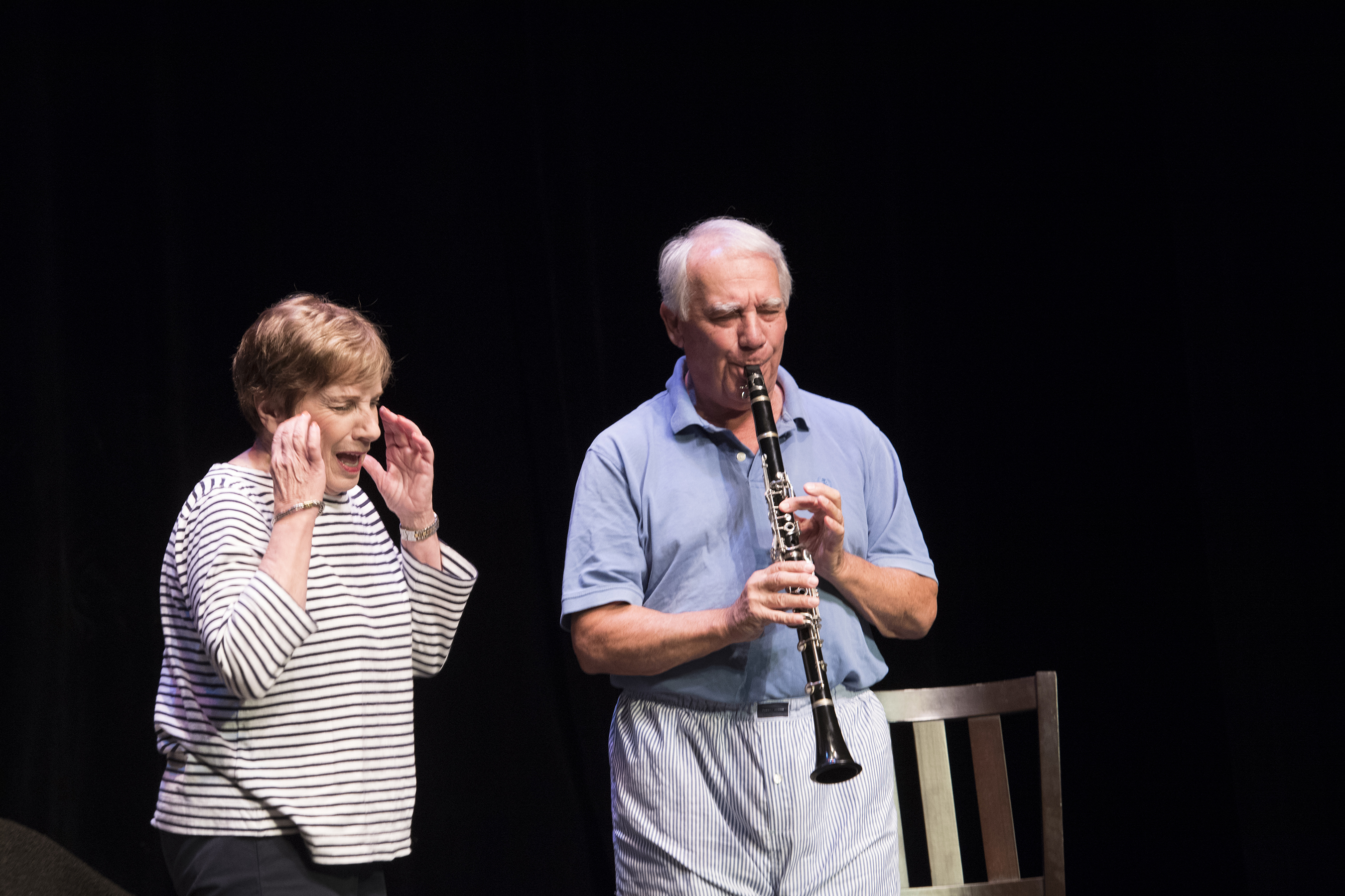 Clarinet Licks | Photo Credit: Cliff Roles