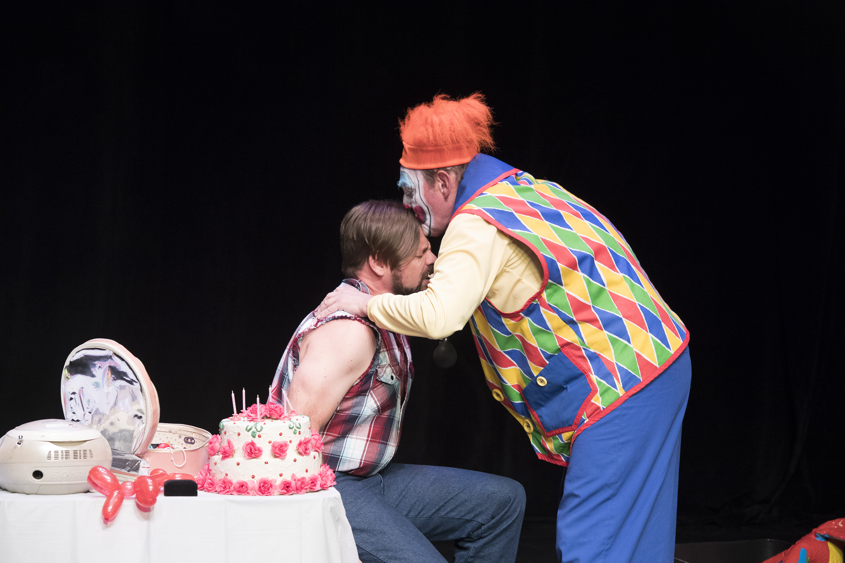The Clown | Photo Credit: Cliff Roles