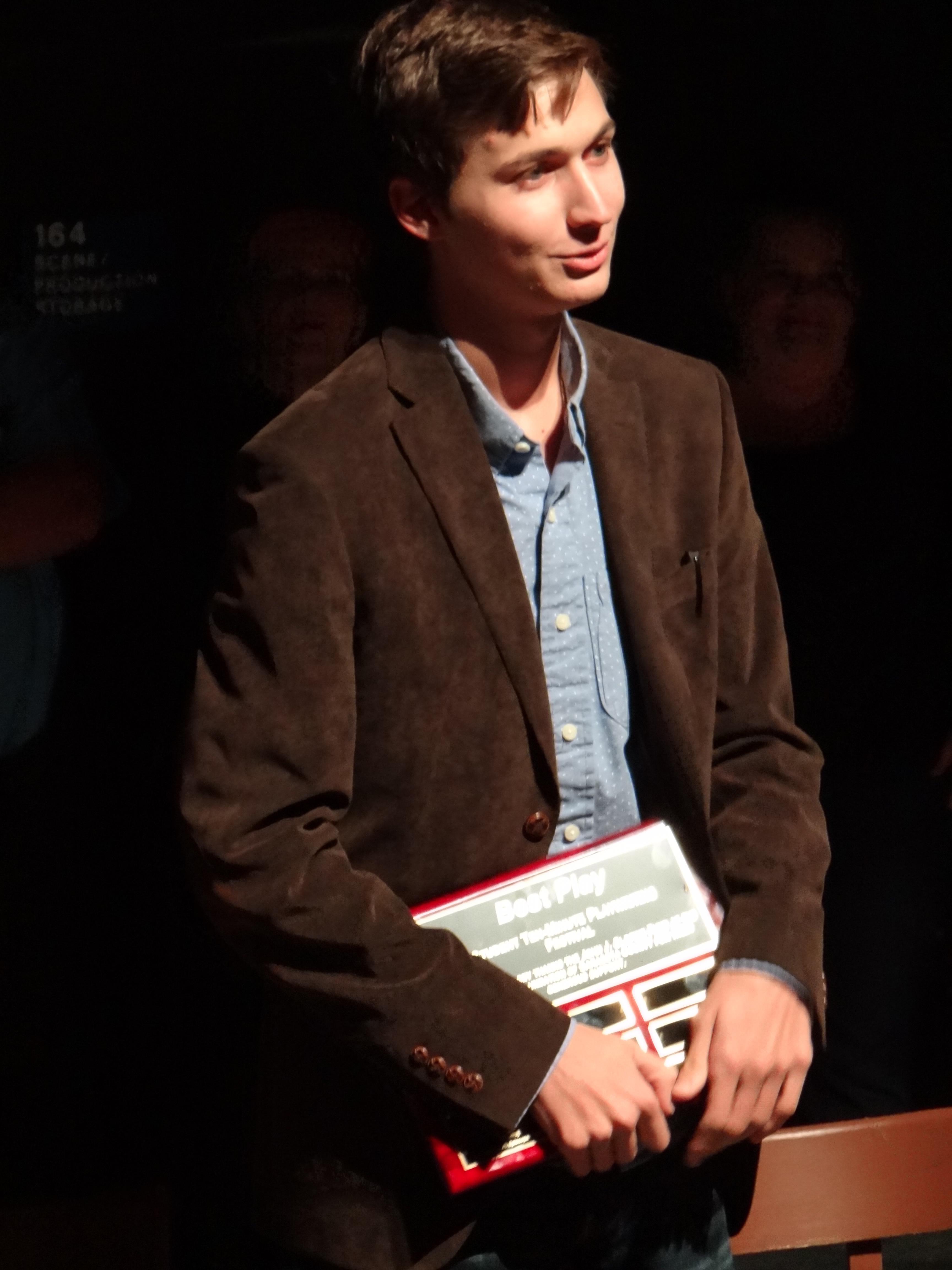Playwright, Julien Frie, Saint Stephen's Episcopal School