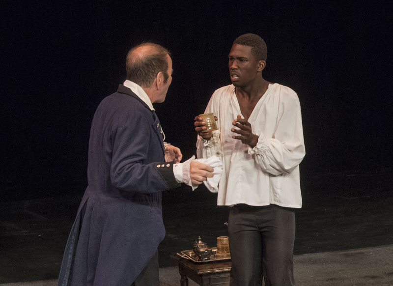 Amazing Grace - Winning Play from 2017 Student Festival | Photo Credit: Cliff Roles