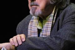 The Theater Man  •  Photo by Tom Aposporos