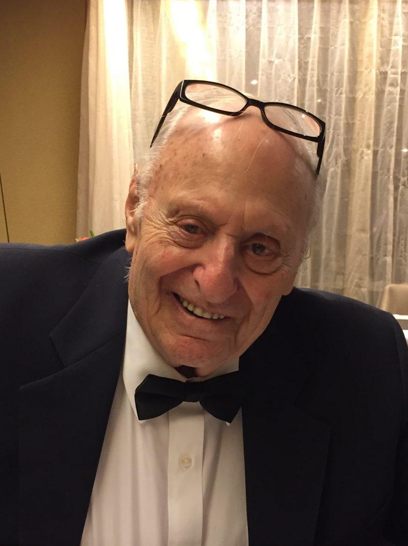 Bob Wanderman, contestant of Ten-Minute Festival at Theatre Odyssey