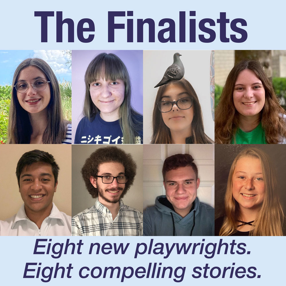 Eight new playwrights