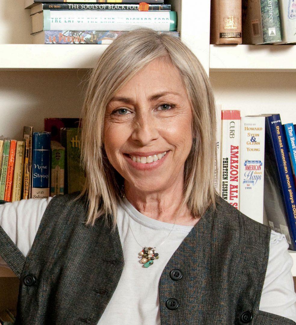 Playwright Susan Miller